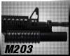 [V] M4A1 M203 Attachment