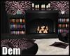 !D! Oriental Fireplace
