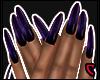 P| Purple Swirl