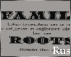 Rus: Family Wall Decal 4