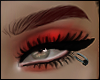 Tay Brows   Red