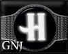 [GNJ] H Wristbands