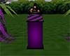 Purple Podium / Lecturn