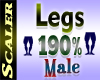 Legs Resizer 190%
