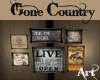 Gone Country Group Art 1
