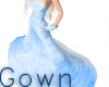 [N7]Bluebelle Dress Gown