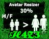 *H4*AvatarResizer30% M/F