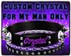 Crystal Custom Collar