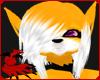 Golden Tribal Kitsune FH