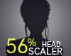 Head Scaler 56%