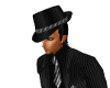 Mafia Hat Black