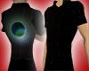 Cosmic polo shirt