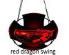 Red Dragon Cuddle Swing