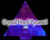 Crystal Hued Pyramid