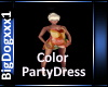 [BD]ColorPartyDress