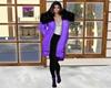 Winter Coat & Leggings