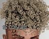 Blonde Micro Curls '19