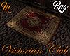 [M] Victorian Club Rug