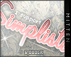 *c  | SUPPORT STICKER
