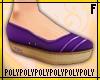 Slip On Shoes [purple]