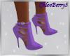 Gwenyth Heels Purple