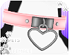 [Pets]HeartCollar|rose
