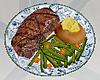 ~PS~Steak and Potatoe
