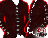 Buckled Goth Shirt