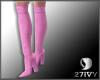 IV. Boots LNS- Pink