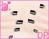 [DP] Short Black Nails