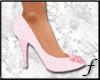 ~F~Fushia Shoes~Pink