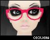! GlitterPink Glasses