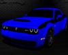 ♕ Dodge Demon | Blue