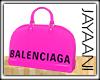 Ciaga Furn Bag Pink