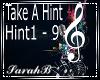 SB#  ♫ Take A Hint ♫