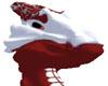 Red & White Dragon Head