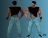 RQ-Straight Jeans **