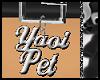 ^j^ Yaoi Pet BlackSilver