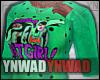 YN. BatGirl Sweater #3