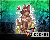 R} Puppy Love Badge
