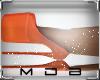 MDB|PUMPEDUPKICKS Orange