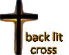 TF* Back-lit CROSS