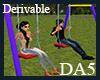 (A) Park Swing Set