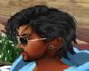 gio black hair animati