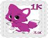 )LU( 1k Support Sticker