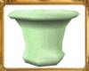 Sage Glass Pot