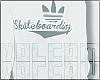 VLM.  Skateboardin