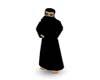 Stealth Black Cloak