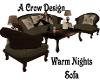 Warm Nights Sofa