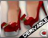 DRV Candy Cane Heels